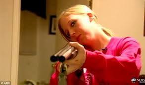 Иногда я думаю - 18-летняя мать Сара Мак-Кинли, убившая грабителя