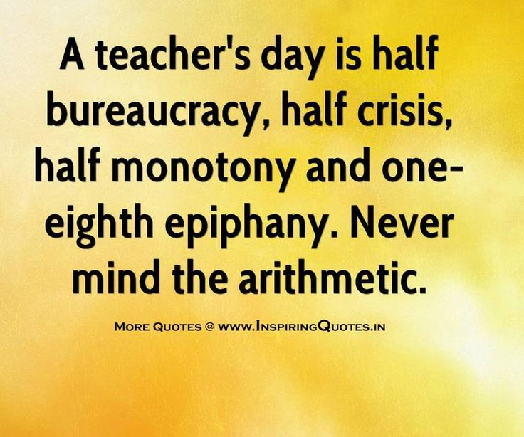 """A teacher's day is half bureaucracy, half crisis, half monotony and one-eighth epiphany. Never mind the arithmetic.""   Epiphany Quotes by Susan Ohanian"