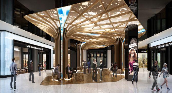 Daehyun Freemall design proposal - Dconcierz