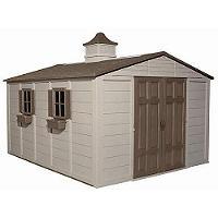 Suncast® Storage Building - 10' × 12.5' - Sam's Club