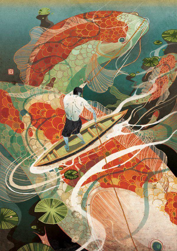 Victo Ngai (11) - Illustrations by Victo Ngai <3 <3