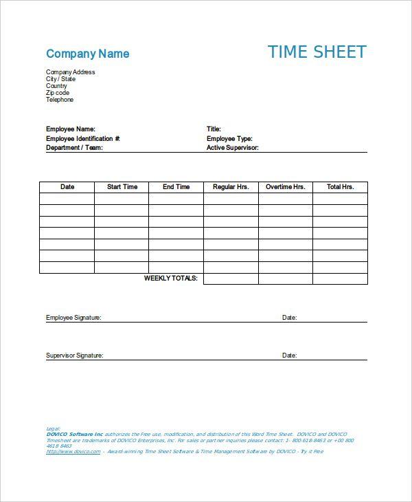 9 Time Management Worksheet Templates Time Management Worksheet
