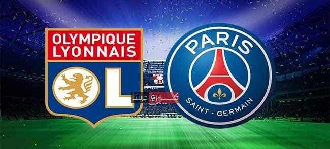 مباراة باريس سان جيرمان وليون فى نهائى كأس الرابطة الفرنسية اليوم 31 7 2020 كورة لايف