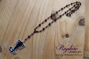 Vaatu Rosary Style Necklace Inspired by The Legend of Korra