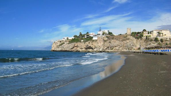 Some consider La Playa de la Victoria in Cadiz to be one of the most beautiful beaches in Spain: Malaga, Photos Galleries, Favorite Places, The Victory, Corner, The Corner, Beach, Costa Del Sol, Beautiful Beaches