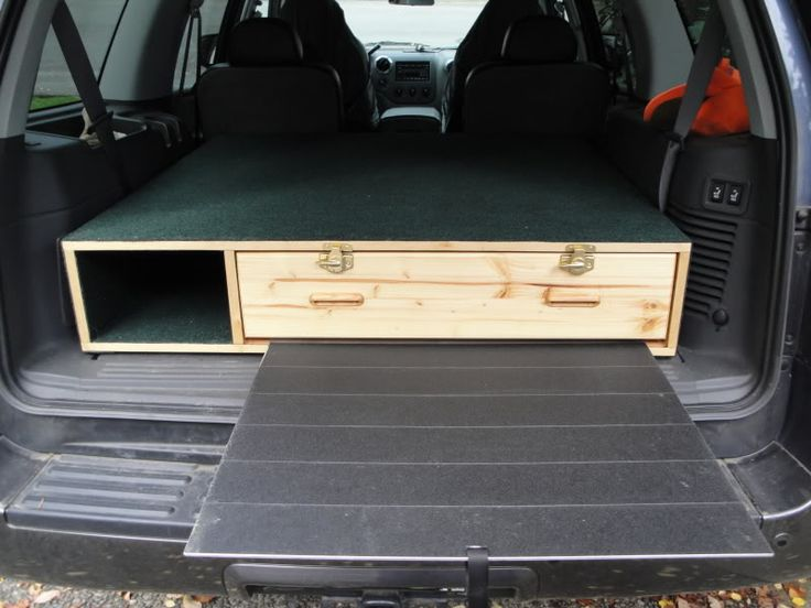 Van With Truck Bed