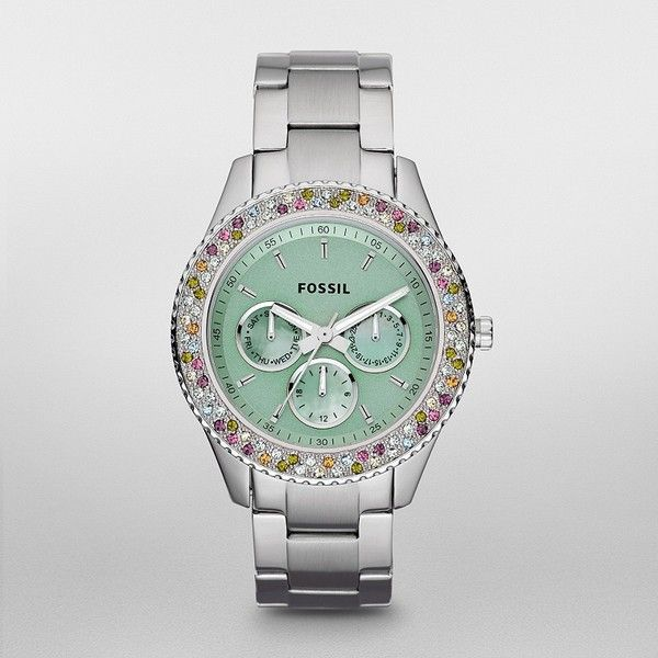 Stella Stainless Steel Watch.. I want this one!!