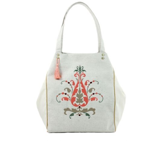 Lniana torebka od Farbotki Linen bags from Farbotka  http://www.etnobazar.pl/search/ca:torebki-i-torby?limit=128