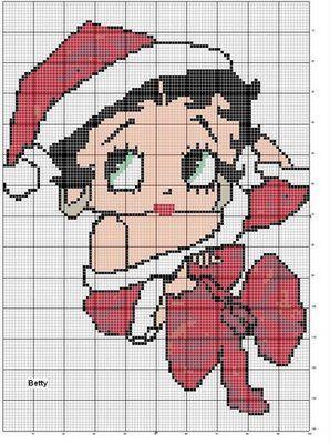 Betty Mrs Claus