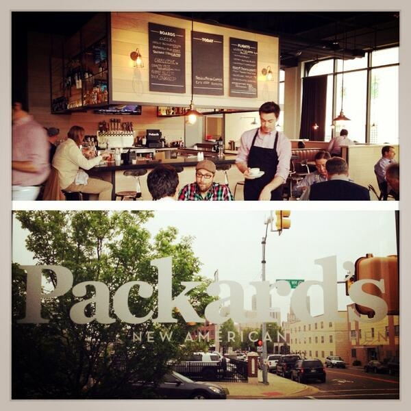 Packard 39 S New American Kitchen Great Food Great