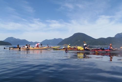 Explore the cultural wonders of the Shi`sha`lh First Nation territories by #kayak. The #Shishalh people have lived in this area for thousands of years. Your local Shishalh guides will take you on a #kayaking journey through time. Learn about our ancestors' way of life and take in the stunning views of the #Sunshine Coast shoreline. #AboriginalBC http://aboriginalbc.com/members/talaysay-tours/