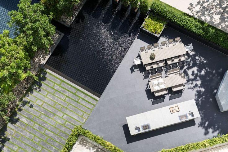 Baan Plai Haad Condominium in Pattaya by Architects Steven J. Leach with Landscape Architect TROP.