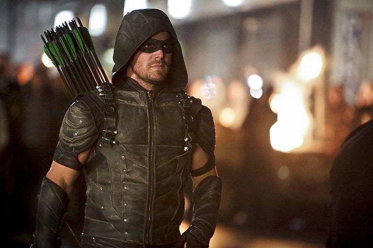 Oliver Queen, Arrow