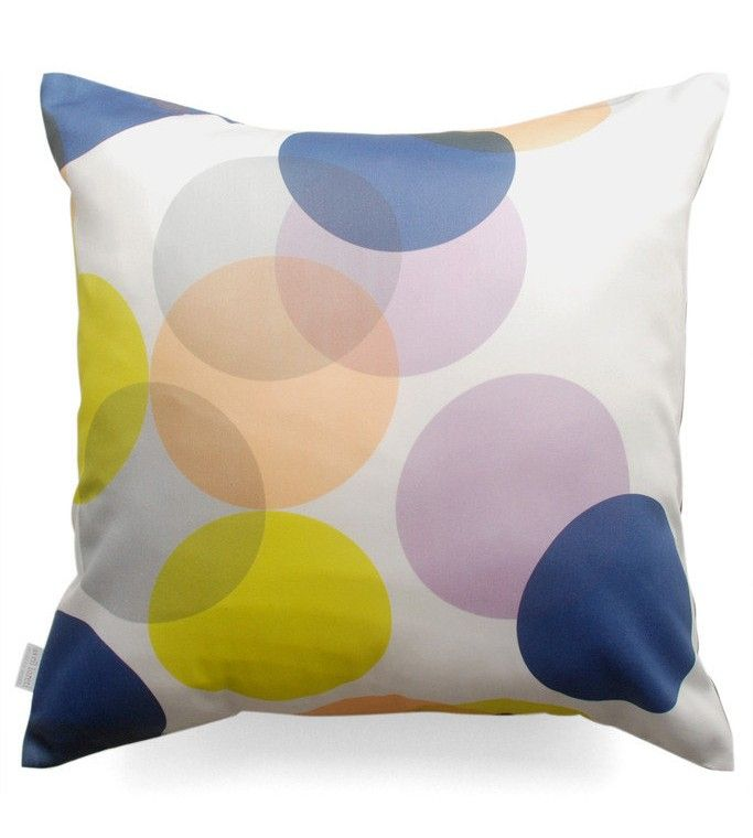 Bubbles Pillow Cover on @BRIKA