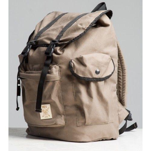 """Туристический рюкзак ТP001 """"МЕЧ"""" Противные чёрные нейлоновые ремни."""