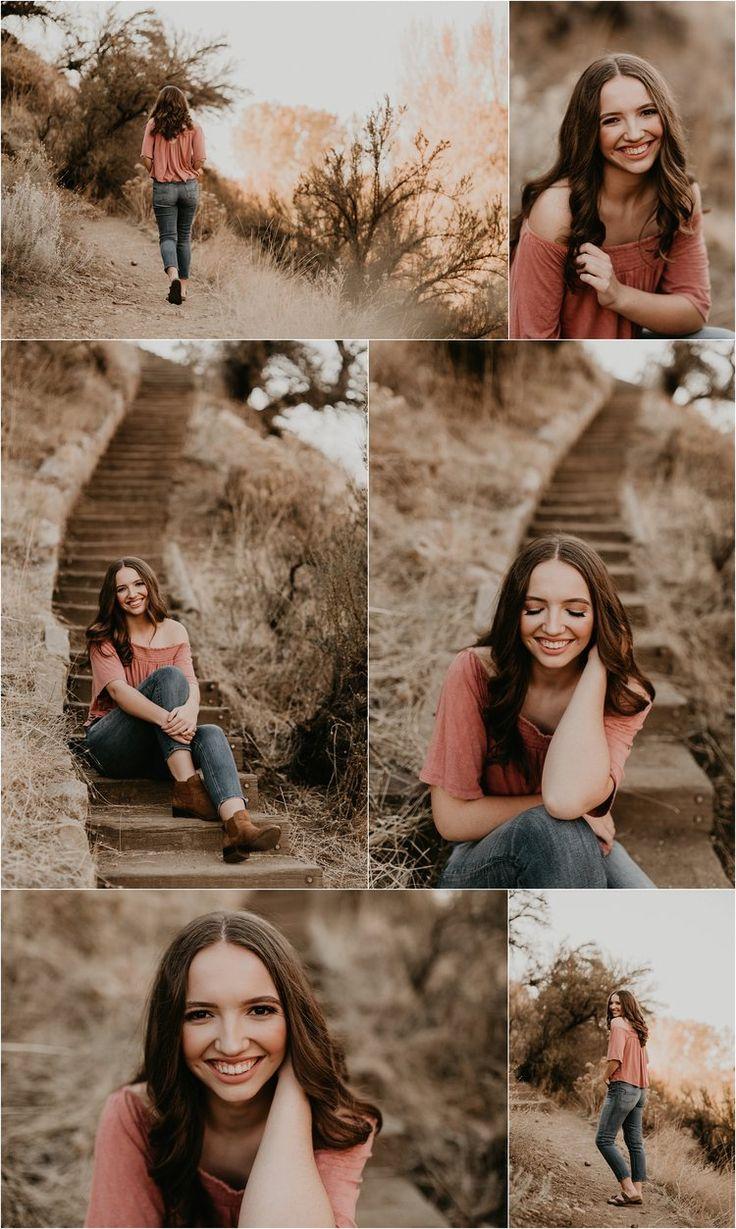 Boise Senior Photographer Makayla Madden Photography