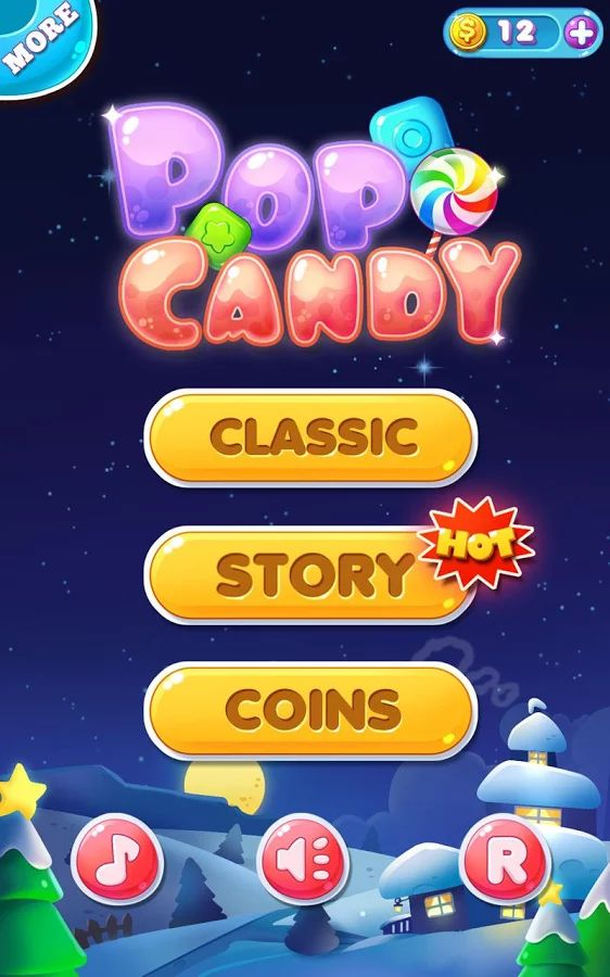 Pop Candy - screenshot