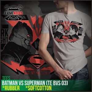 KAOS BATMAN VS SUPERMAN (TE BVS 03)