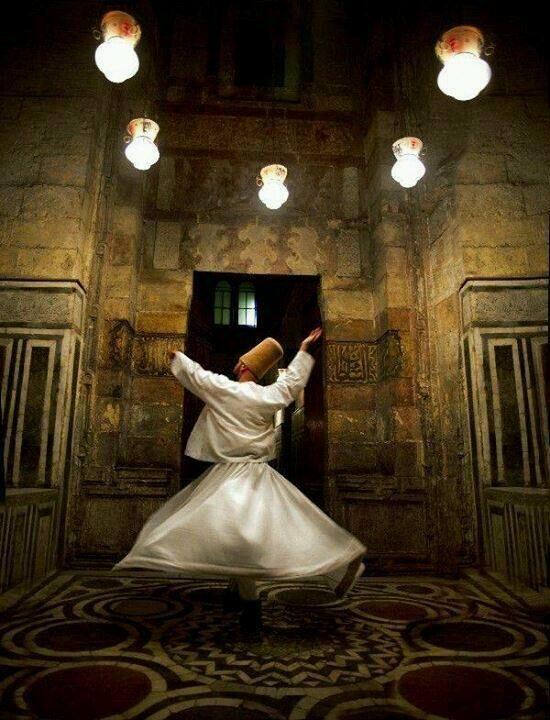 Sufi dervish