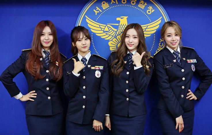BESTie / The Ambassadors for Seoul Metropolitan Police Agency