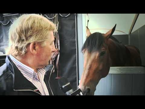 Longines Global Champions Tour 2013 - London - In Focus: Nick Skelton's Big Star - YouTube