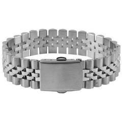 Mister Band Bracelet - Chrome - Mister SFC - Fashion Jewelry - Fashion Accessories