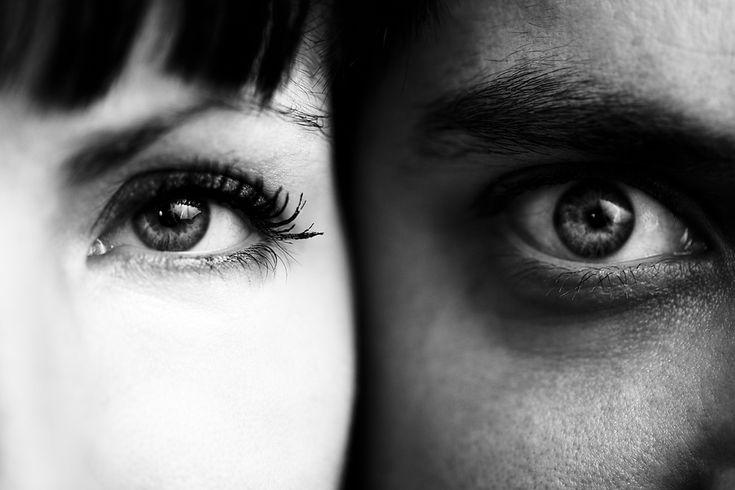 ¿Sabías los ojos del hombre son medio milímetro más grandes que los de la mujer?