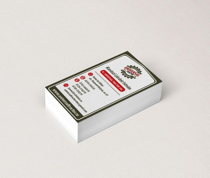 Vintage style bussines card01