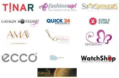 Black Friday 2012, magazine participante cu imbracaminte, incaltaminte si accesorii pentru femei si barbati