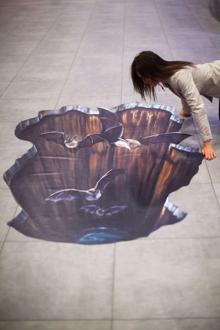 Już tylko 2 dni obrazy 3D będą zwodzić Wasze zmysły w Sky Tower.   http://galeria.skytower.pl/wystawa-sztuki-3d.html