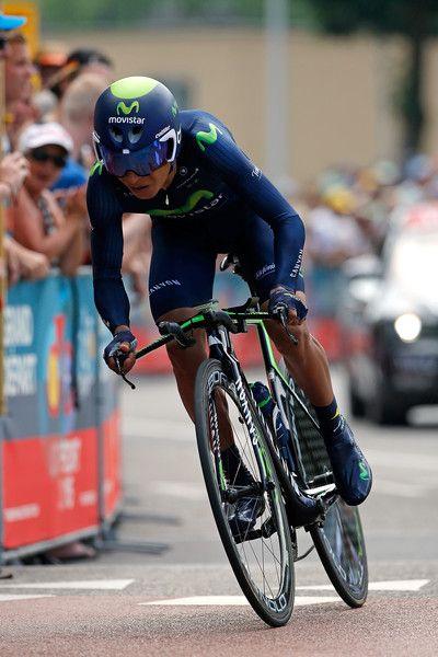 Nairo Quintana Photos: Le Tour de France 2015 - Stage One
