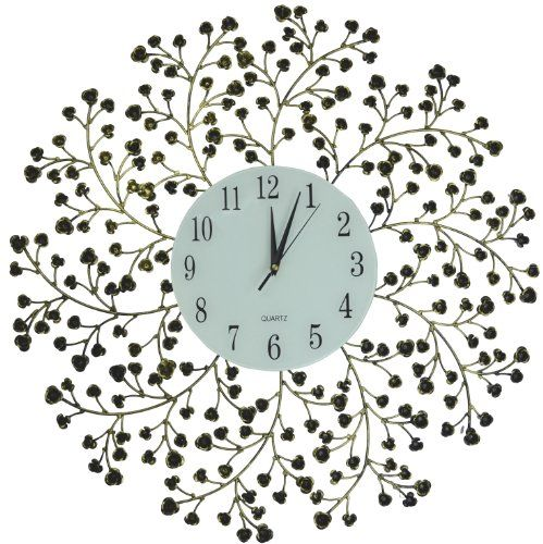Lulu Decor Black Drop Wall Clock : Best images about retro clocks on antiques