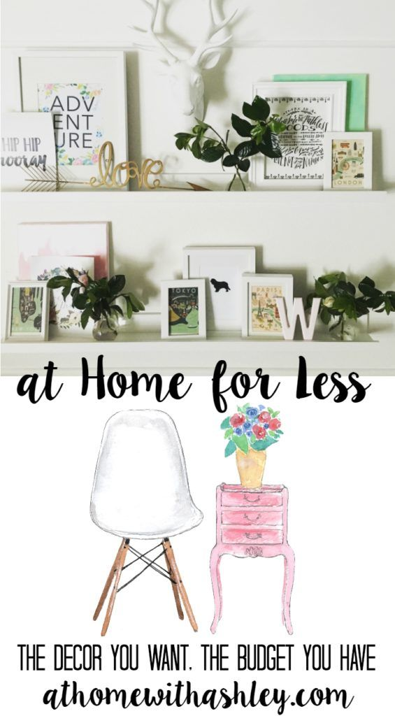 At Home for Less - at home with Ashley