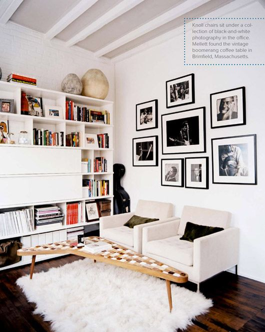 gallery idea, via lonny