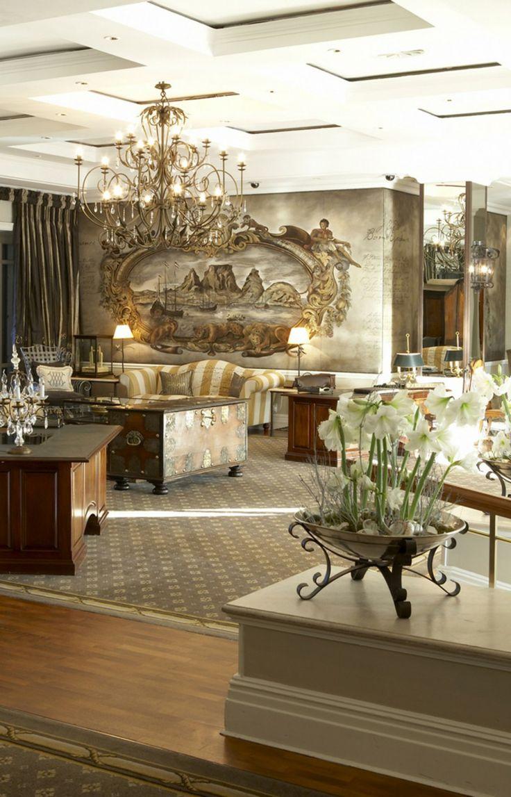 Cape Grace Hotel - stunning hotel