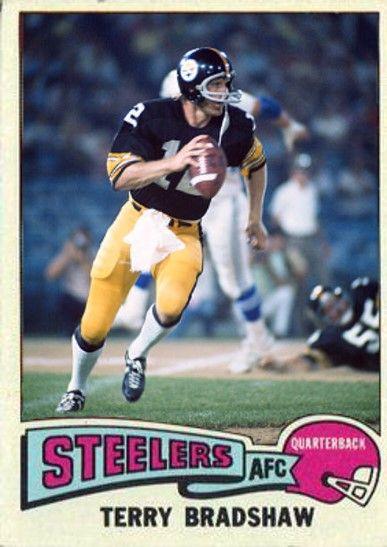Terry Bradshaw Pittsburgh Steelers