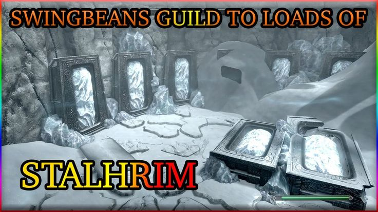 SKYRIM: LOADS OF STALHRIM LOCATION https://www.youtube.com/attribution_link?a=gwvcQMXO_o8&u=%2Fwatch%3Fv%3D7P-UoJ7g90I%26feature%3Dshare