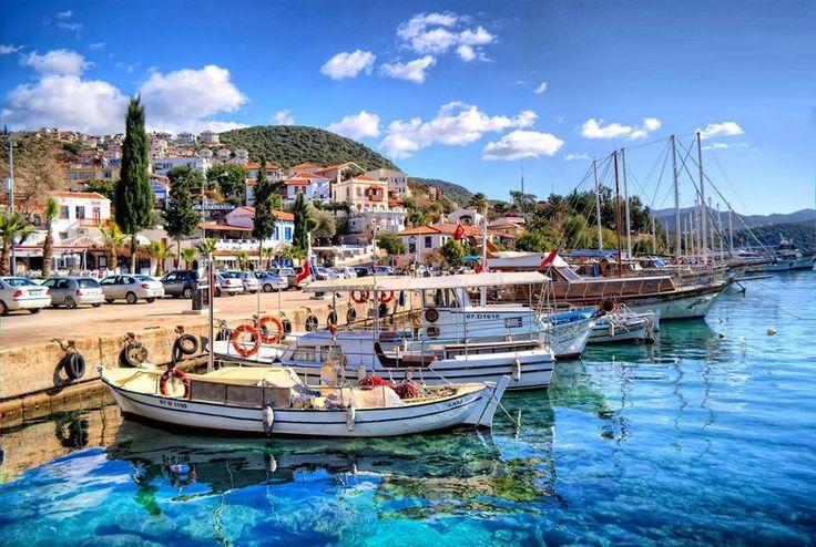Good mordning from #Kas #Antalya #Turkey