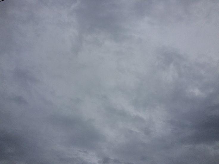 2017년 7월 31일의 하늘 #sky #cloud