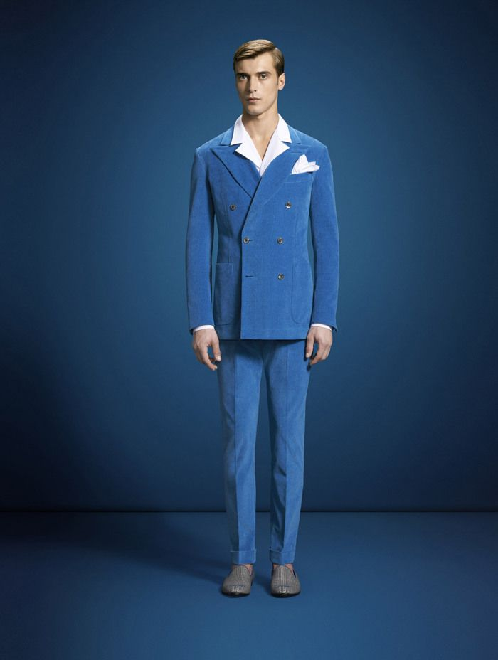 Sartorially Italian: Gucci x Lapo Elkann Style Collaboration | The Monsieur
