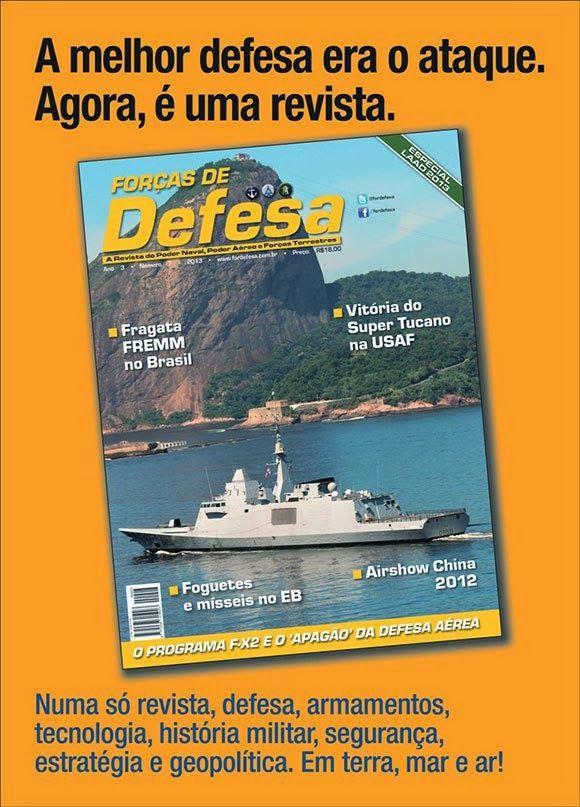 INDÚSTRIA DE DEFESA E SEGURANÇA: FORÇAS DE DEFESA
