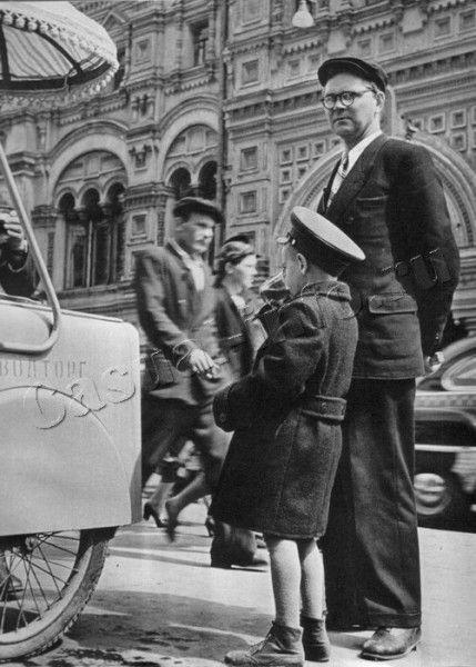 Мужская мода 50-х годов в СССР. 22
