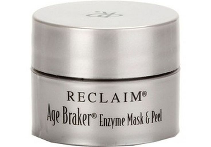 Use this once a week I look Half my age New Sealed Principal Secret RECLAIM Age Braker Enzyme Mask Peel .5 oz Full Size #PrincipalSecret