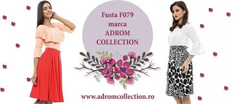 Fusta F079 este un model în ultimele tendințe ale modei.  http://www.adromcollection.ro/fuste/104-fusta-angro-f079.html