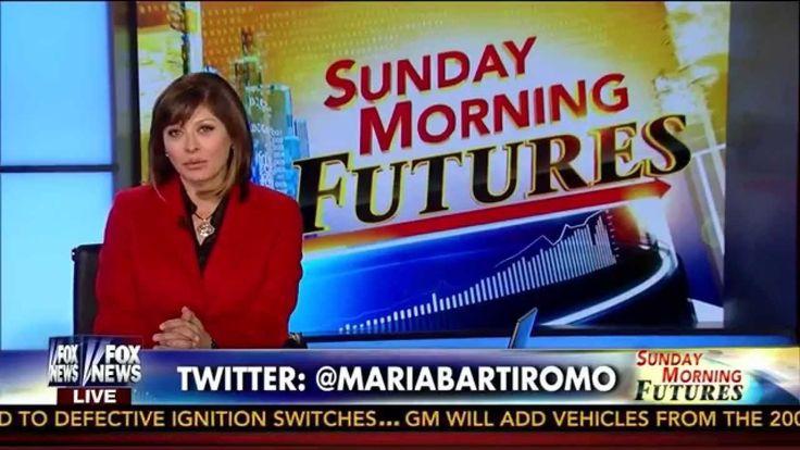 Sunday Morning Futures with Maria Bartiromo 6 4 17   Fox News   June 4, ...