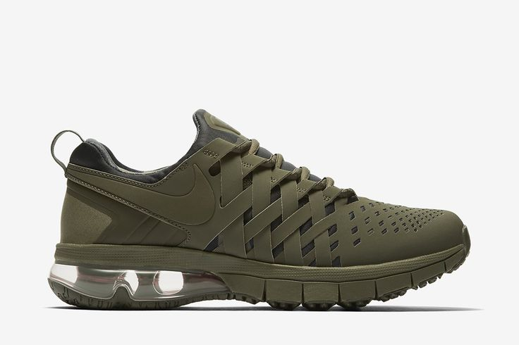 Nike Fingertrap Max NRG: Medium Olive/Sequoia/Black/Medium Olive