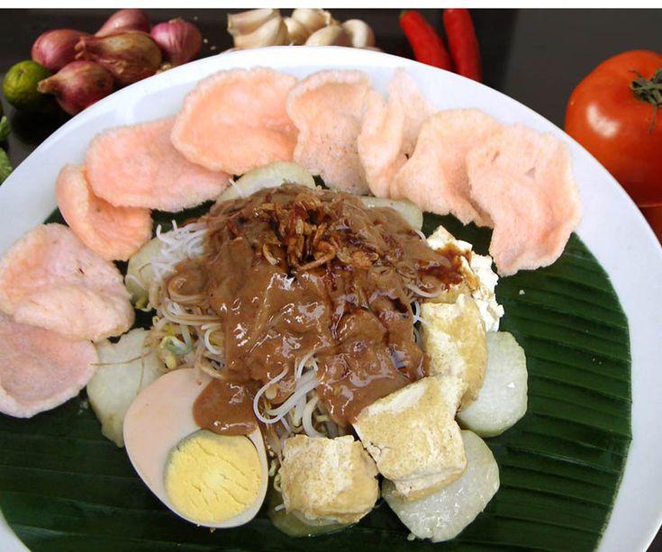 """""""Ketoprak"""" - Indonesian Food"""