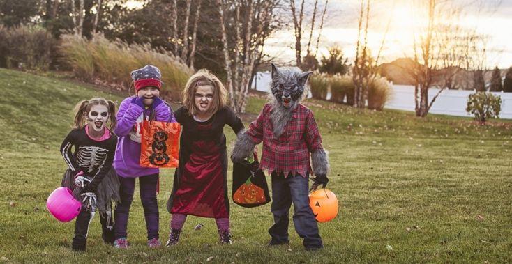 12 egyszerű, de mutatós halloween kosztüm gyerekeknek