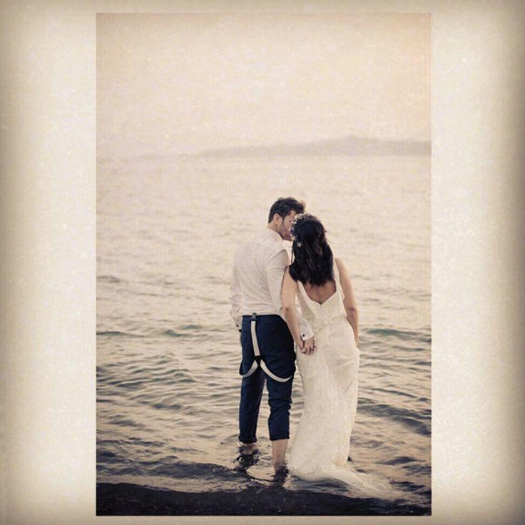 #weddingshoot #bride #groom #seashore #love #beach #bodrum #olegcassini
