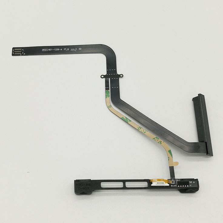 """Brand New SATA Cable 821-1226-A 922-9771 HDD Hard Drive Cable With Bracket For MacBook Pro 13"""" A1278 2011"""